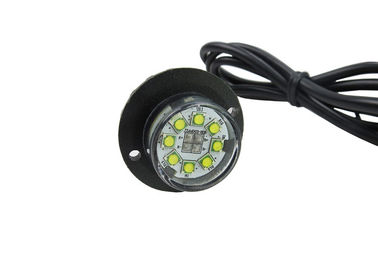 3w Surface Mount Hideaway Led Strobe Lights For Truck / Police / Ambulance Car