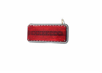 Super bright 7 X 3 Surface Mount LED Emergency Lights Waterproof for Police