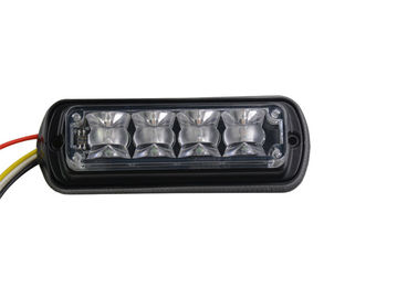 China DC12V-24V Emergency LED Grill Lights With 16 Flash Patterns Available factory