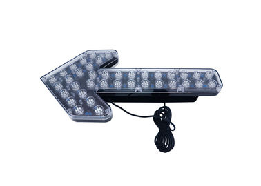 Directional Warning LED Traffic Advisor Light Bar With Intelligent Control 36W