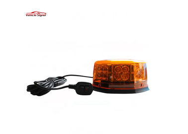 China Rotating LED Beacon Light 12v , Magnetic Emergency Led Flashing Beacon Lights factory