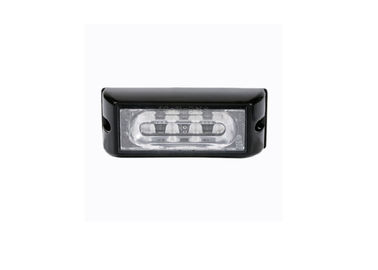 China Super Bright 12W Emergency LED Grill Lights , Strobe Dash Police Led Grill Lights factory